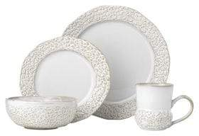 Michael Wainwright Boho Earth Four-Piece Dinnerware Set