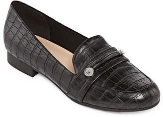 Liz Claiborne Womens Trish Slip-On Shoe Closed Toe