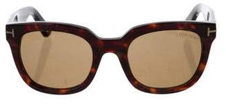 Tom Ford Campbell Tinted Sunglasses
