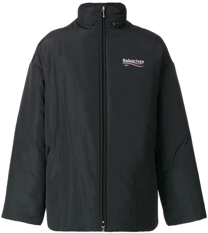 Balenciaga 2017 padded jacket