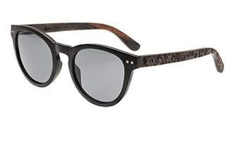 Earth Wood Copacabana Sunglasses Polarized Cateye