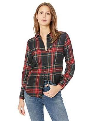 Pendleton Women's Maya Wool Plaid Shirt