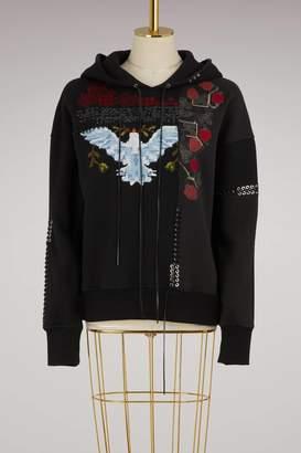 Alexander McQueen Short Sweater