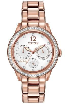 Citizen Ladies Silhouette Crystal Watch FD2013-50A