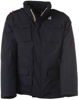 K-Way Blue Field Jacket