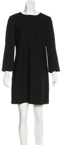 Burberry Burberry Wool Mini Dress