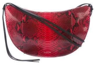 Michael Kors Snakeskin Crossbody Bag