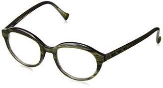 Vera Wang Women's Granite GRNTON25 Round Reading Glasses
