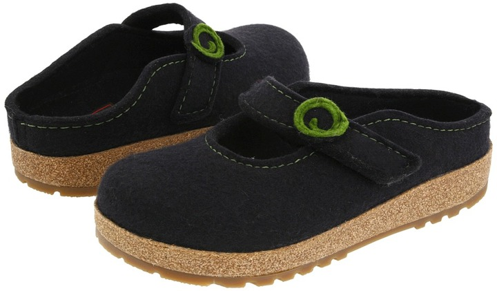 Haflinger Alice (Black) - Footwear