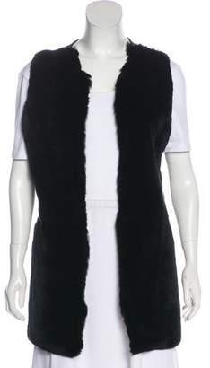 Fur Cashmere Vest