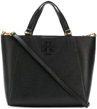Tory Burch McGraw small carryall tote