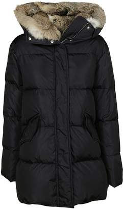 Lempelius Fur Hood Padded Jacket