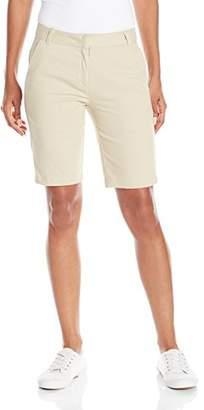 Izod Junior's Uniform Stretch Twill Skinny Bermuda Short
