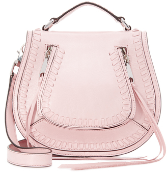 Rebecca Minkoff Vanity Saddle Bag $275 thestylecure.com