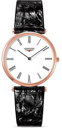 Longines La Grande Classique, 33mm $1,200 thestylecure.com