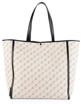Stella McCartney Medium Monogram Tote Bag
