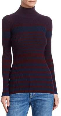 Victoria Beckham Victoria, Slim-Fit Wool Turtleneck Sweater