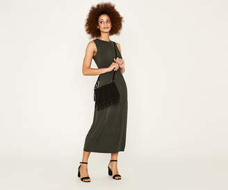 Oasis Long Grecian Midi Dress