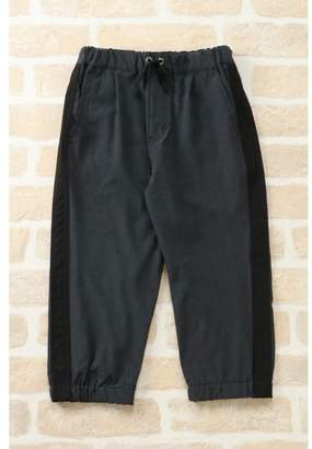 Ikka (イッカ) - [ikka]【キッズ】サラットライン入りジョガーパンツ (140~160cm)
