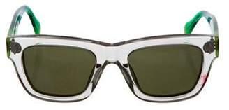 Celine Wayfarer Tinted Sunglasses