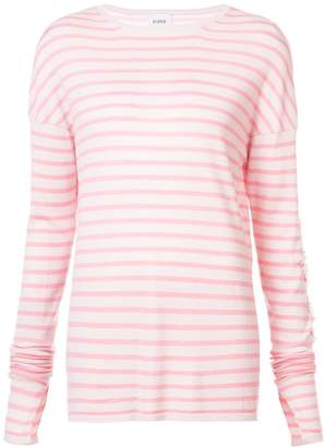 Barrie striped jumper