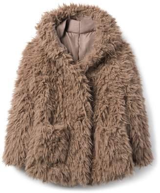 Crazy 8 Crazy8 Fuzzy Coat
