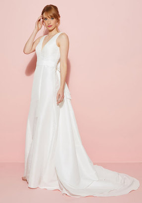 You May Now Bliss the Bride Maxi Dress in White in 2 $104.99 thestylecure.com