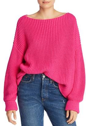 French Connection Millie Mozart Boatneck Sweater