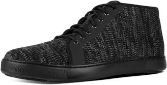 FitFlop Andor Men's Knit High-Top Sneakers