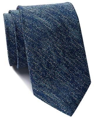 Ben Sherman Dickson Abstract Silk Tie
