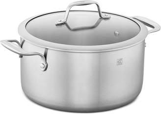 Zwilling J.A. Henckels Zwilling Spirit Stainless Steel 6-Qt. Dutch Oven & Lid