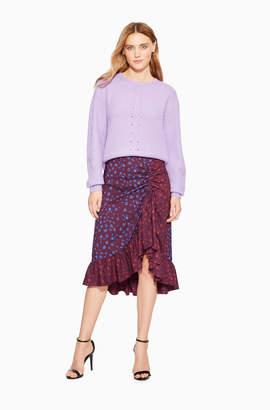 Parker Kylie Leopard Skirt