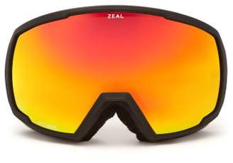Zeal Optics Nomad Ski Goggles - Mens - Dark Green