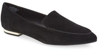 Steve Madden 'Fausto' Pointy Toe Flat $79.95 thestylecure.com