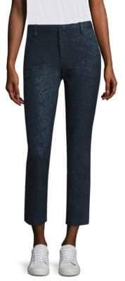 J Brand Clara Brocade Trouser