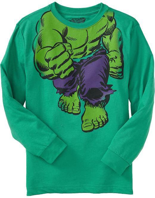 Old Navy Boys Marvel Comics™ The Hulk Tees