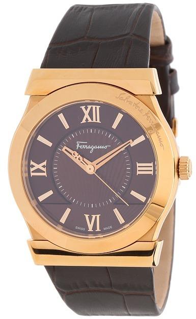 Salvatore Ferragamo Vega 527801 Watche