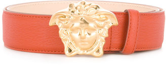 Versace Palazzo Medusa belt $287.59 thestylecure.com