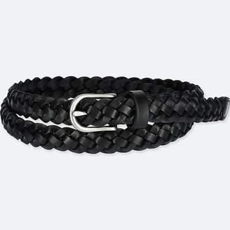Uniqlo Women's Mesh Skinny Belt