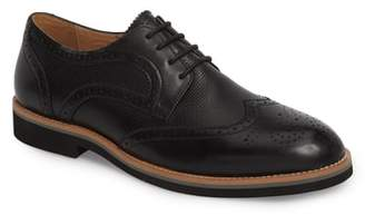 English Laundry Cleave Embossed Wingtip