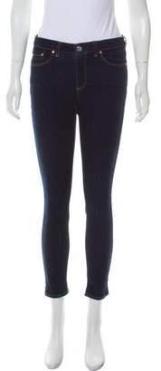 Acne Studios Skin 5 Mid-Rise Jeans