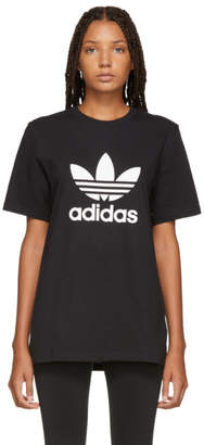 adidas Black Logo T-Shirt