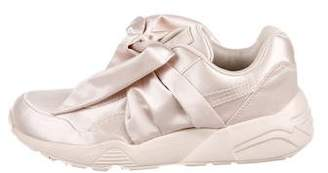 FENTY PUMA by Rihanna Satin Bow Sneakers
