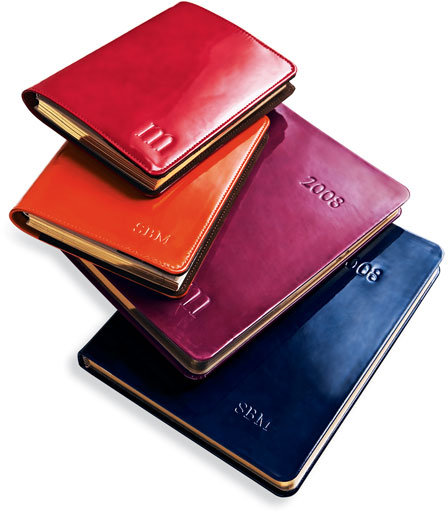 Monogrammed Journal & Diary