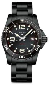 Longines Hydro Conquest Limited Edition Stainless Steel Automatic Strap Watch