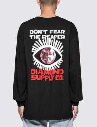 Diamond Supply Co. Reaper L/S T-Shirt