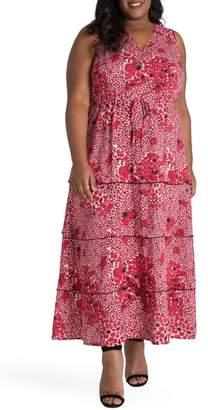 Justice Poetic Salena Maxi Dress