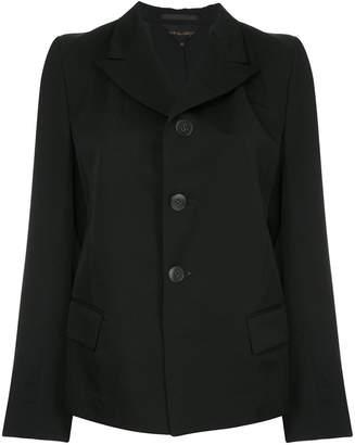 Comme des Garcons Pre-Owned back slit blazer