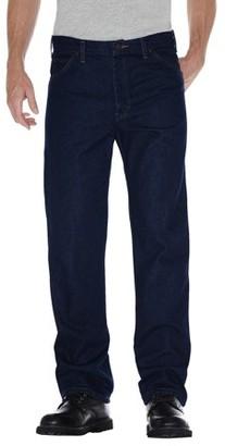 Dickies Big Men's Regular Straight Fit 5-Pocket Denim Jean