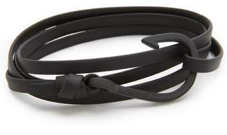 Miansai Hook Leather Bracelet